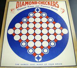 Diamond Checkers