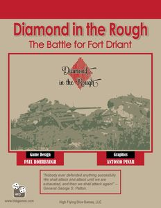 Diamond in the Rough: The Battle for Fort Driant, October 1944