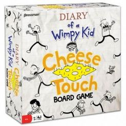 Diary of a Wimpy Kid: Cheese Touch