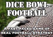 Dice Bowl Football
