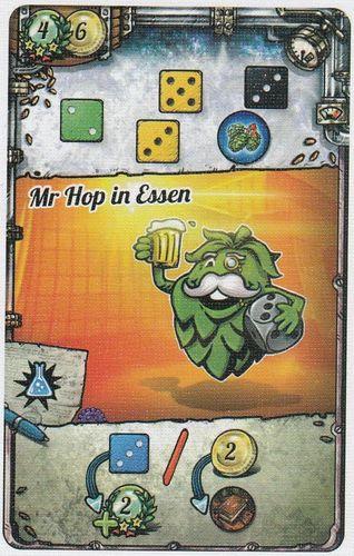 Dice Brewing: Mr. Hop in Essen