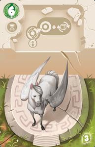 Dice Forge: Rebellion – The Pegasus Promo Card