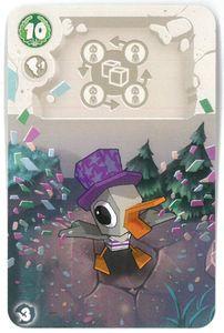 Dice Forge: Seagull Magician