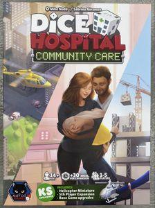 Dice Hospital: Community Care (Kickstarter Edition)