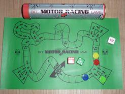 Dice Motor Racing Game