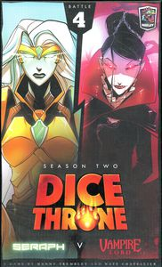 Dice Throne: Season Two – Vampire Lord v. Seraph