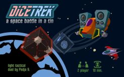 Dice Trek: A Space Battle in a Tin