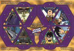 Diceland: Penny Arcade