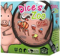 Dice's Zoo: Fleas Invade