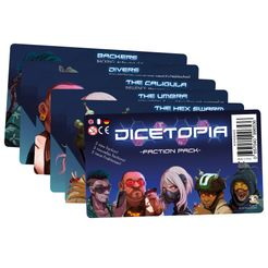 Dicetopia: Faction Pack