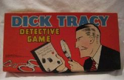 Dick Tracy Detective Game