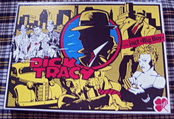 Dick Tracy ...jagt