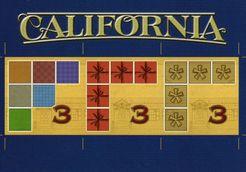 Die California Extrakarte