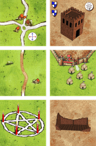 Die Eroberer (Fan Expansion to Carcassonne)