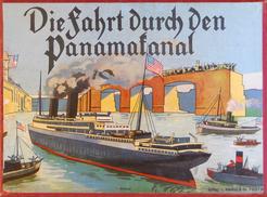 Die Fahrt durch den Panamakanal