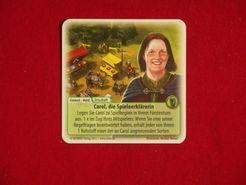 Die Fürsten von Catan: Sonderkarte 2011 – Carol, die Spieleerklärerin