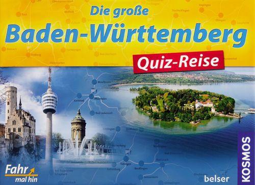 Die große Baden-Württemberg Quiz-Reise