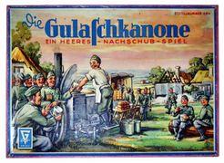 Die Gulaschkanone: Ein Heeres-Nachschub-Spiel