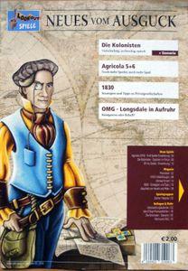 Die Kolonisten: Das Bündnis der Sechs Städte