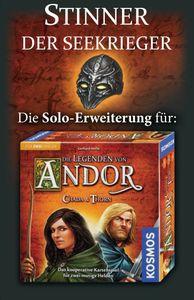 Die Legenden von Andor: Chada & Thorn – Stinner: Die Solo Erweiterung