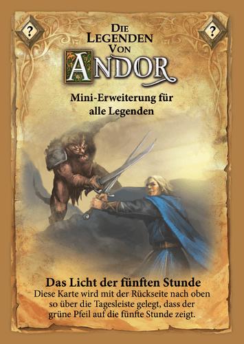 Die Legenden von Andor: Das Licht der fünften Stunde