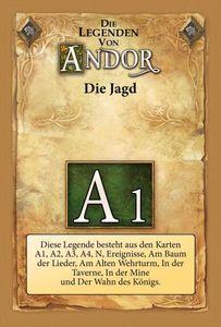 Die Legenden von Andor: Die Jagd
