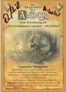 Die Legenden von Andor: Die verschollenen Legenden – Launische Waldgeister