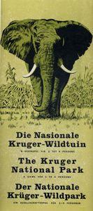 Die Nasionale Kruger-Wildtuin