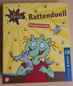 Die Olchis: Rattenduell