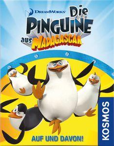 Die Pinguine aus Madagascar: Auf und Davon!