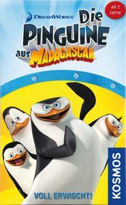 Die Pinguine aus Madagascar: Voll erwischt!