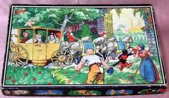 Die Reise durchs Märchenland