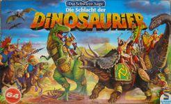 Die Schlacht der Dinosaurier