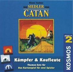 Die Siedler von Catan: Kartenspiel – Kämpfer & Kaufleute