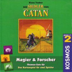 Die Siedler von Catan: Kartenspiel – Magier & Forscher