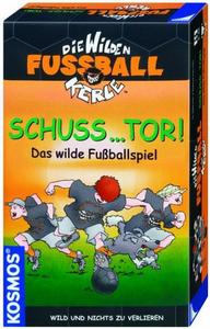 Die wilden Fußballkerle  Schuss ... Tor!