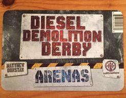 Diesel Demolition Derby: Arenas