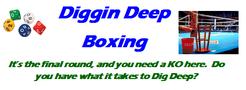 Diggin Deep Boxing