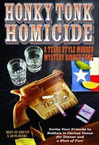 Dinner Games: Honky Tonk Homicide