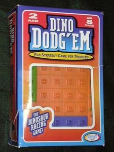 Dino Dodg-Em