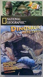 Dinosaur! Card Games