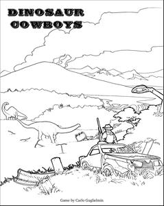 Dinosaur Cowboys