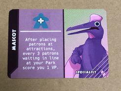 Dinosaur Island: Mascot Promo Card