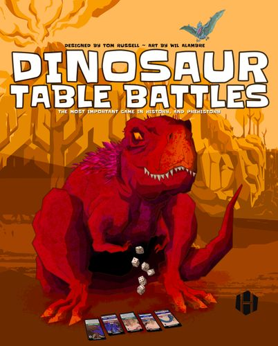 Dinosaur Table Battles