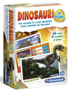 Dinosauri da Record