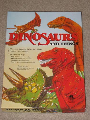 Dinosaurs and Things