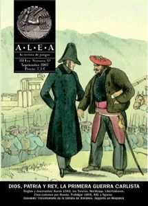 Dios Patria y Rey The Carlists Wars, 1833-1840