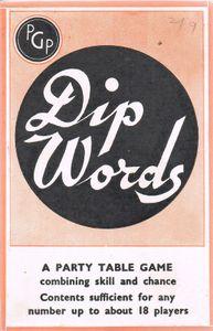 Dip Words