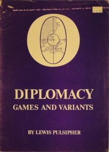 Diplomacy Games and Variants