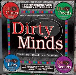 Dirty Minds: The Ultimate Board Game for Adults